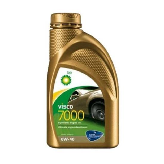Моторное масло BP VISCO 7000 0W40 синтетическое 1Л