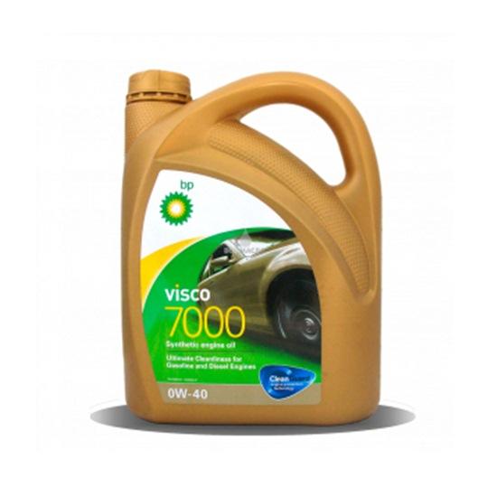 Моторное масло BP VISCO 7000 0W40 синтетическое 4Л