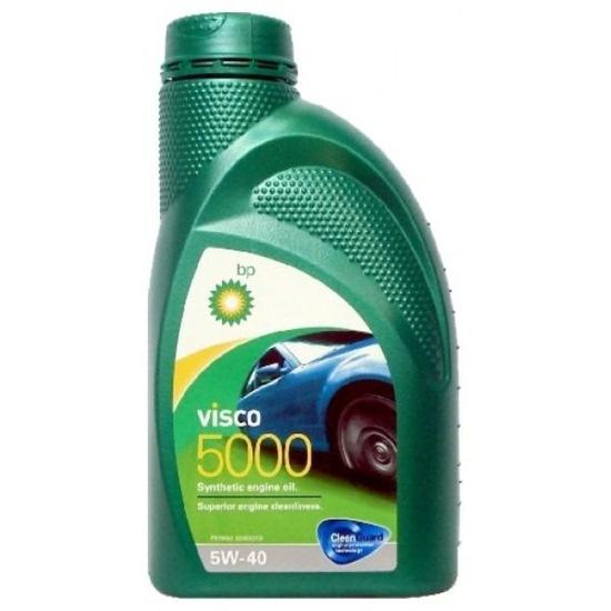Моторное масло BP VISCO 5000 5W40 синтетическое 1Л