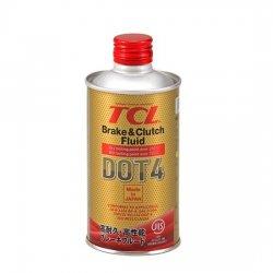 Тормозная жидкость TCL DOT-4 0,355 л ЯПОНИЯ