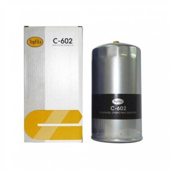 Фильтр масляный TOP FILS C-602 15607-1731