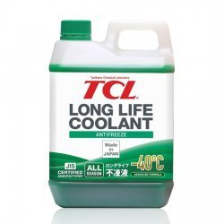 АНТИФРИЗ TCL LLC -40 GREEN  2 L