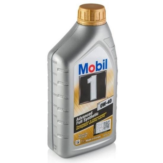 Моторное масло MOBIL 1 FS 0W40 SN/SM 1л