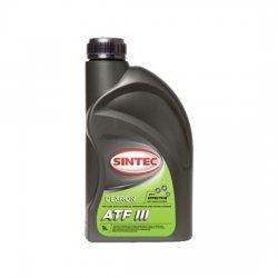 Декстрон SINTEC DEXRON ATF III минеральное 1Л