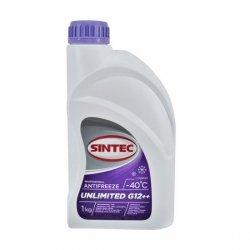 Антифриз SINTEC UNLIMITED фиолетовый 1 кг