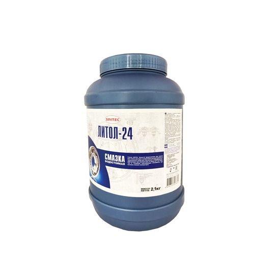 Смазка водостойкая пластичная SINTEC  ЛИТОЛ-24 800 Г