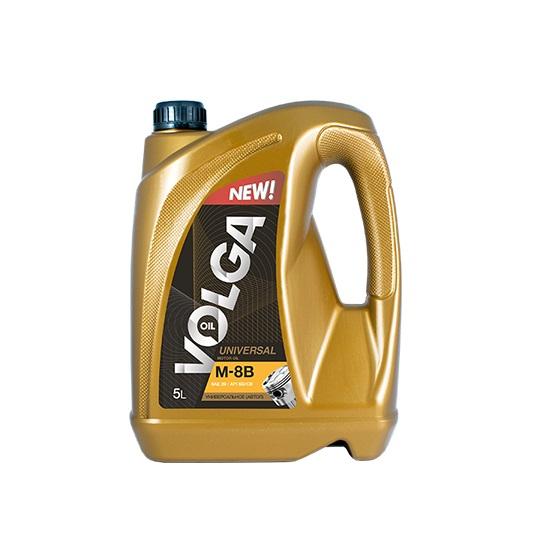 Моторное масло VOLGA OIL М8 В   5Л