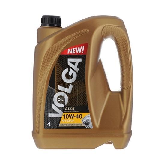 Моторное масло VOLGA OIL ЛЮКС 10W40 П/С  4Л