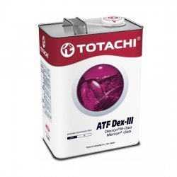 TOTACHI ATF DEXRON-III  4Л