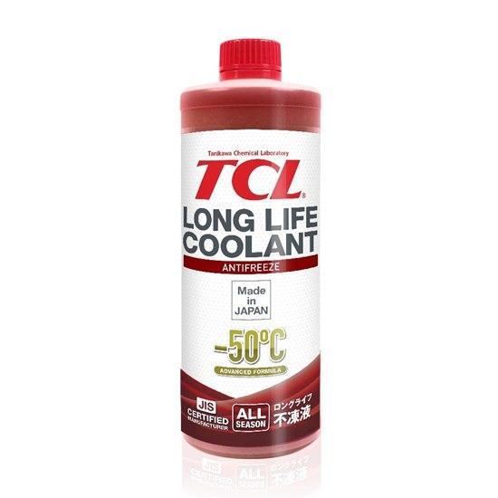 АНТИФРИЗ TCL LLC -50 RED  1L