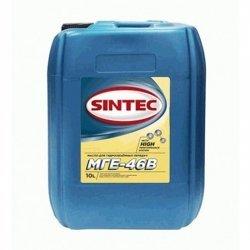 Гидравлическое масло SINTEC  МГЕ-46В 10 Л