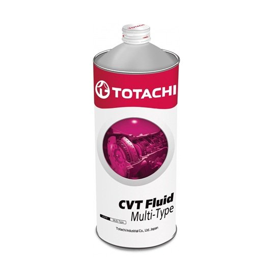 Жидкость трансмиссионная TOTACHI ATF CVT MULTI-TYPE  1Л