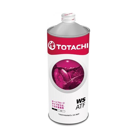 Жидкость трансмиссионная TOTACHI ATF WS 1Л