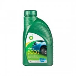 Моторное масло BP VISCO 5000 5W30 синтетическое 1Л