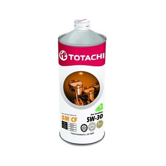 Моторное масло TOTACHI ECO GASOLINE 5W30 SM/CF   1л