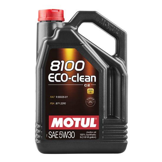 Моторное масло MOTUL  8100 ECO-CLEAN C2 5W30 5л