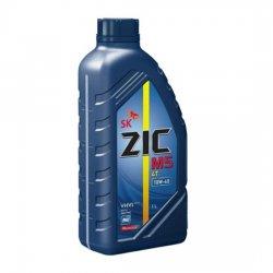 Моторное масло ZIC M5  4Т 10W40 для четырехтактных двигателей 1л