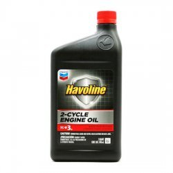 Моторное масло CHEVRON HAVOLINE 2CYCLE TC-W3 0,946л