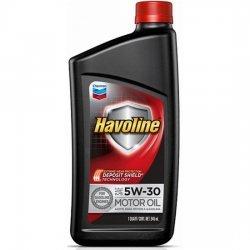 Моторное масло CHEVRON HAVOLINE SAE 5W30 0,946л