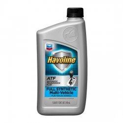 Трансмиссионная жидкость CHEVRON HAVOLINE Synthetic ATF MULTI-VEHICLE 0,946 л