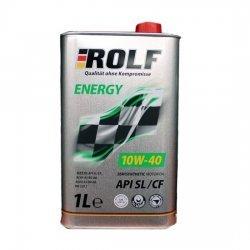 Моторное масло ROLF ENERGY 10W40 1Л