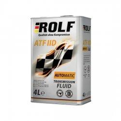 Жидкость для АКПП и ГУР  ROLF ATF-IID 4Л