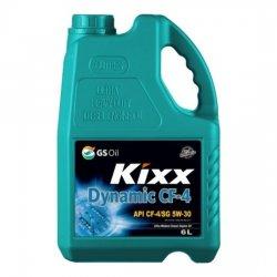 Моторное масло KIXX DYNAMIC 5W30 HD CF-4/SG П/С 4Л