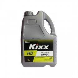 Моторное масло KIXX DYNAMIC 5W30 CF-4 (HD 5W30 CF-4/SG) 6Л