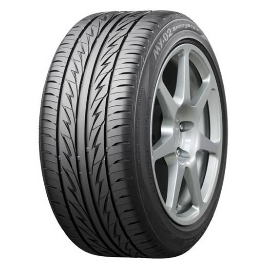 Шина 185/65 R14 Bridgestone MY-02 Sporty Style  86H ЛЕТО