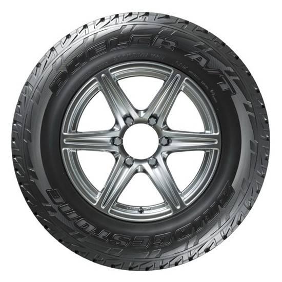 Шина 205/70 R15 Bridgestone Dueler A/T 697 96S ЛЕТО