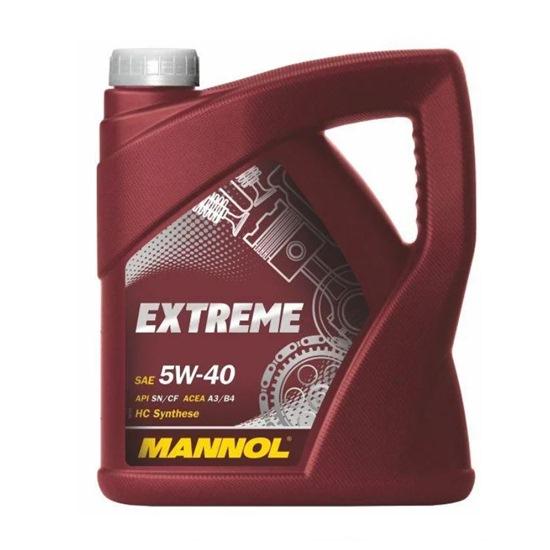 Моторное масло MANNOL ELITE SAE 5W40 4Л