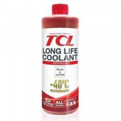 АНТИФРИЗ TCL LLC -40 RED  1L