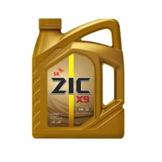 Моторное масло ZIC X9 LS 5W30 SN  4Л