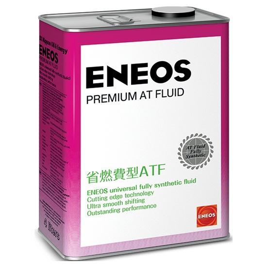 Жидкость трансмиссионная ENEOS ATF PREMIUM 4 Л