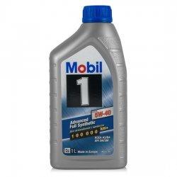 Моторное масло MOBIL 1 FS X1 5W40 SN/SM синтетическое 1Л
