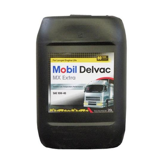 Моторное масло MOBIL DELVAC MX EXTRA 10W40 CI-4/CH-4 П/С 20Л