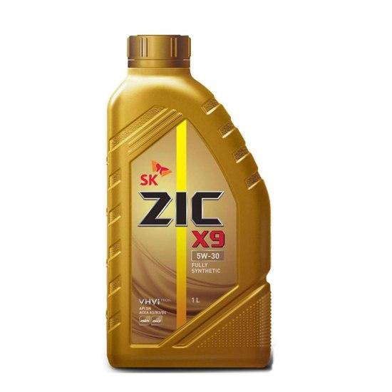 Моторное масло ZIC X9 FE 5W30  1Л