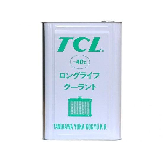 АНТИФРИЗ TCL LLC -40 GREEN  18 L
