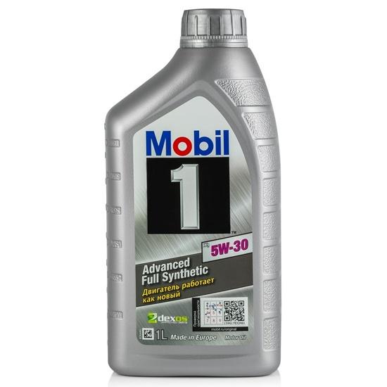 Моторное масло MOBIL 1 X1 5W30 SN/SM 1л