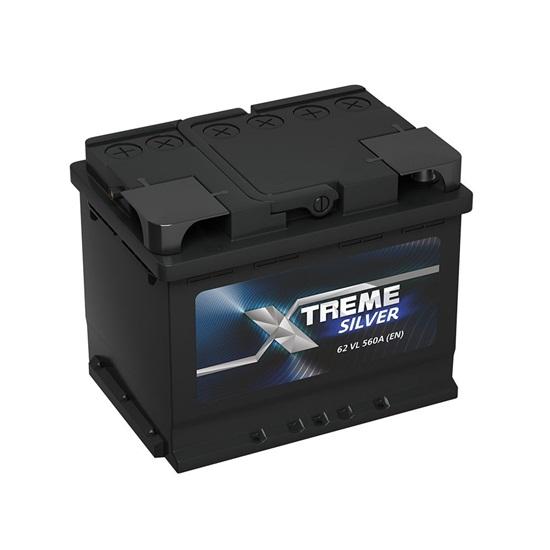 АКБ АКОМ Xtreme Silver 6СТ-62.0 обр