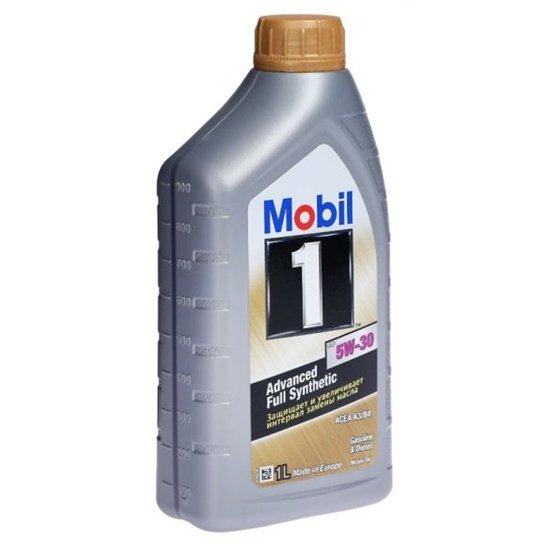 Моторное масло MOBIL 1 FS 5W30 SN/SL 1л