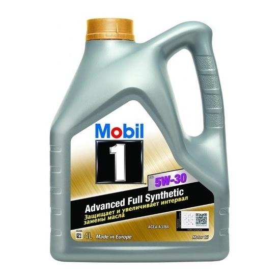 Моторное масло MOBIL 1 FS 5W30 SN/SL 4л
