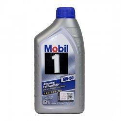 Моторное масло MOBIL 1 FS X1 5W50 SN/SM 1л