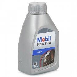 Тормозная жидкость Mobil ДОТ-4 0,5 Л