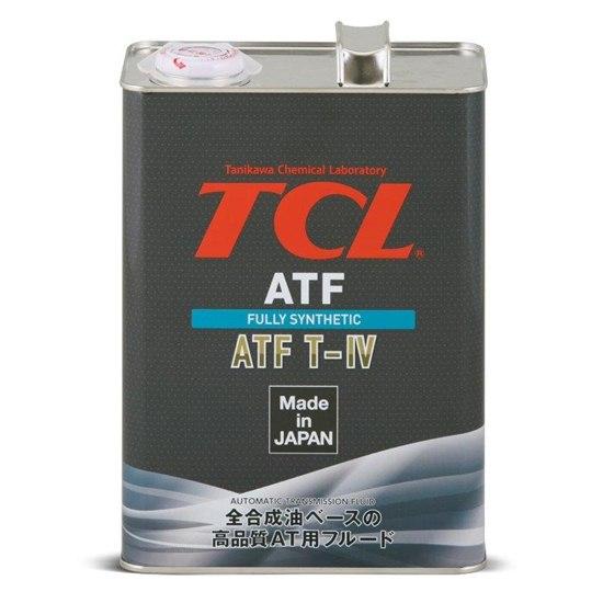 Жидкость для АКПП TCL ATF TYPE T-IV 1Л