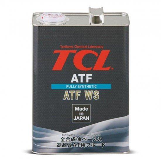 Жидкость для АКПП TCL ATF WS 4Л