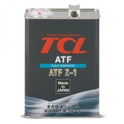 Жидкость для АКПП TCL ATF Z-1 4Л