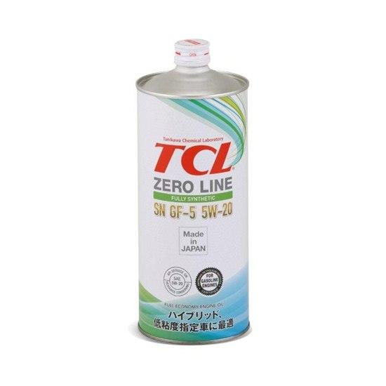 Моторное масло TCL ZERO LINE 5W20 SN/GF-5 1Л