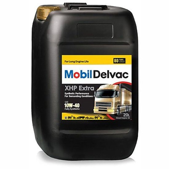 Моторное масло MOBIL DELVAC XHP EXTRA 10W40 20л