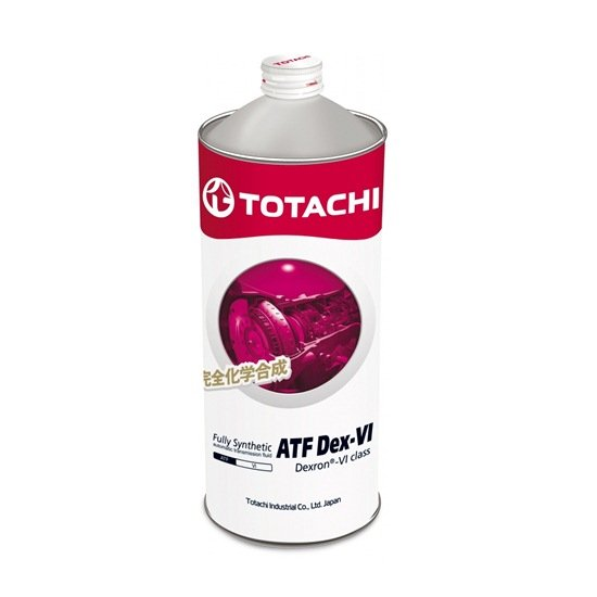 TOTACHI ATF DEXRON-VI  1Л
